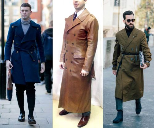 Trench Coat - built in intrigue