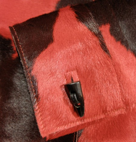 Hair - On Calvary Jacket - Sample
