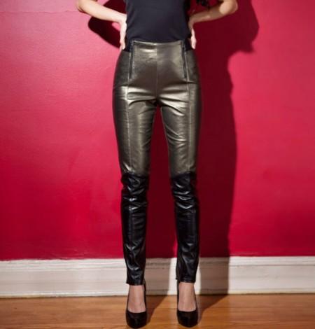 Women's Luxury leather clothing