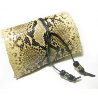 Rock Python Snakeskin cuff